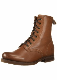 FRYE Women's Veronica Combat Boot  5.5 M M US
