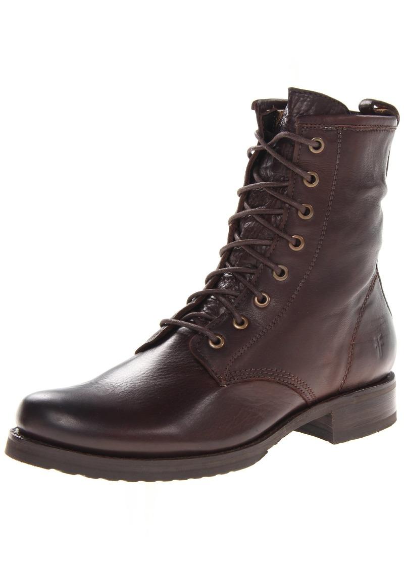 FRYE Women's Veronica Combat Boot  8.5 M US