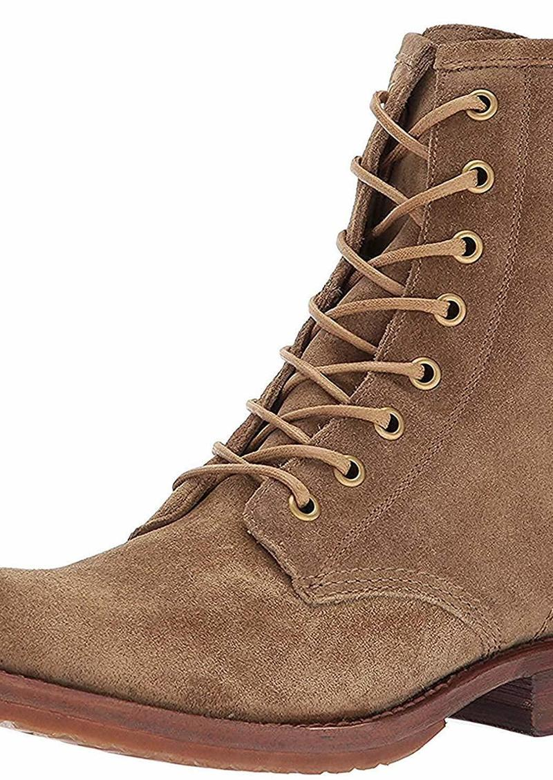 FRYE Women's Veronica Combat Boot   M US