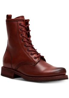 Frye Women's Veronica Combat Booties Women's Shoes