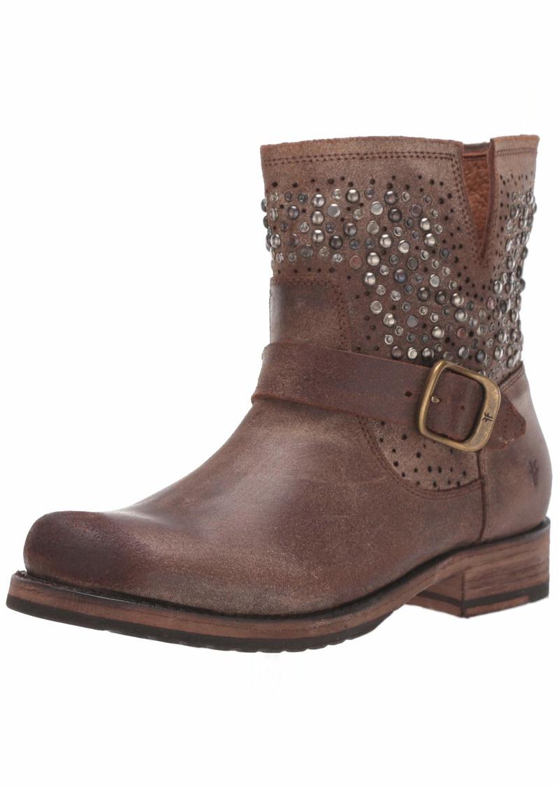FRYE Women's Veronica Deco Bootie Ankle Boot   M US