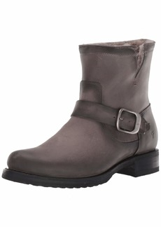 FRYE Women's Veronica Shearling Bootie Snow Boot   M US
