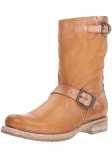 FRYE Women's Veronica Short Ankle Boot tan