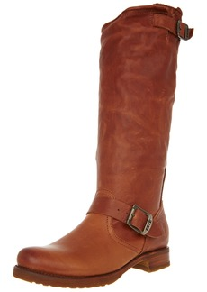 FRYE Women's Veronica Slouch Boot Whiskey Soft Vintage Leather