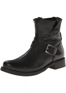 FRYE Women's Vicky Artisan Back-Zip Boot