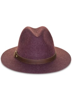 Frye Wool Felt Harness Panama Hat