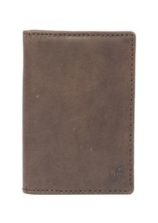 Frye Logan Small Leather Wallet