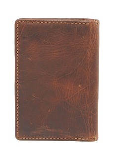 Frye Logan Small Leather Wallet