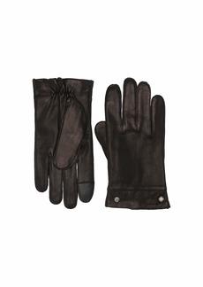 Frye Goatskin Phillips Head Studded Gloves