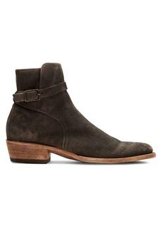 Frye Grady Jodphur Suede Ankle Boots