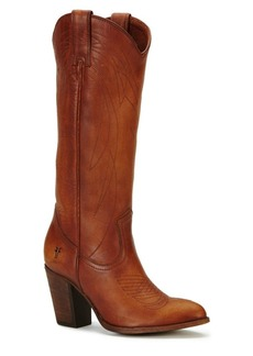 Frye Ilana Pull-On Leather Boots