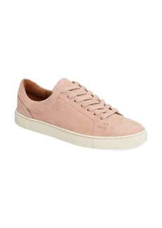 Frye Ivy Low Top Leather Sneaker
