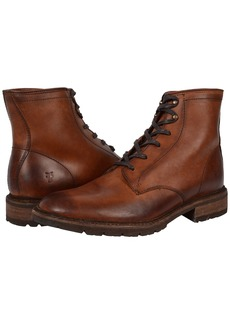Frye James Lug Lace Up