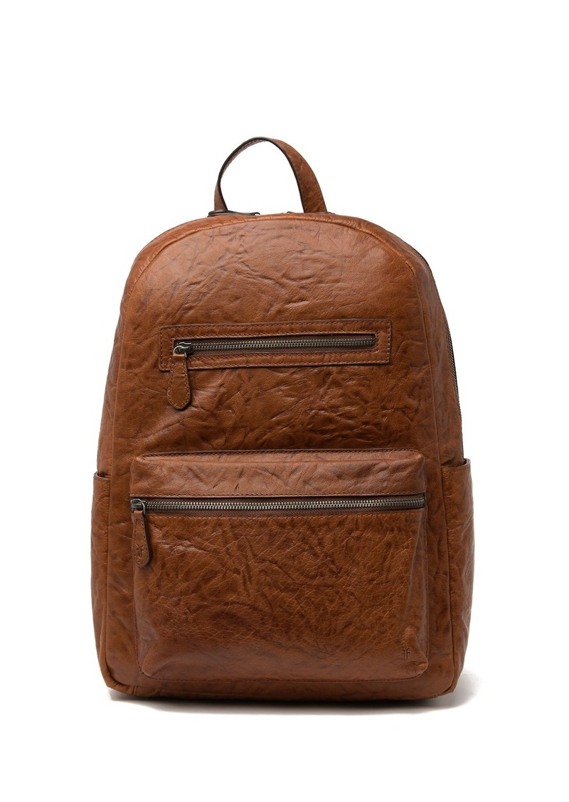 Frye Leather Backpack