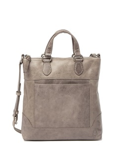 Frye Leather Melissa Small Tote Crossbody Bag