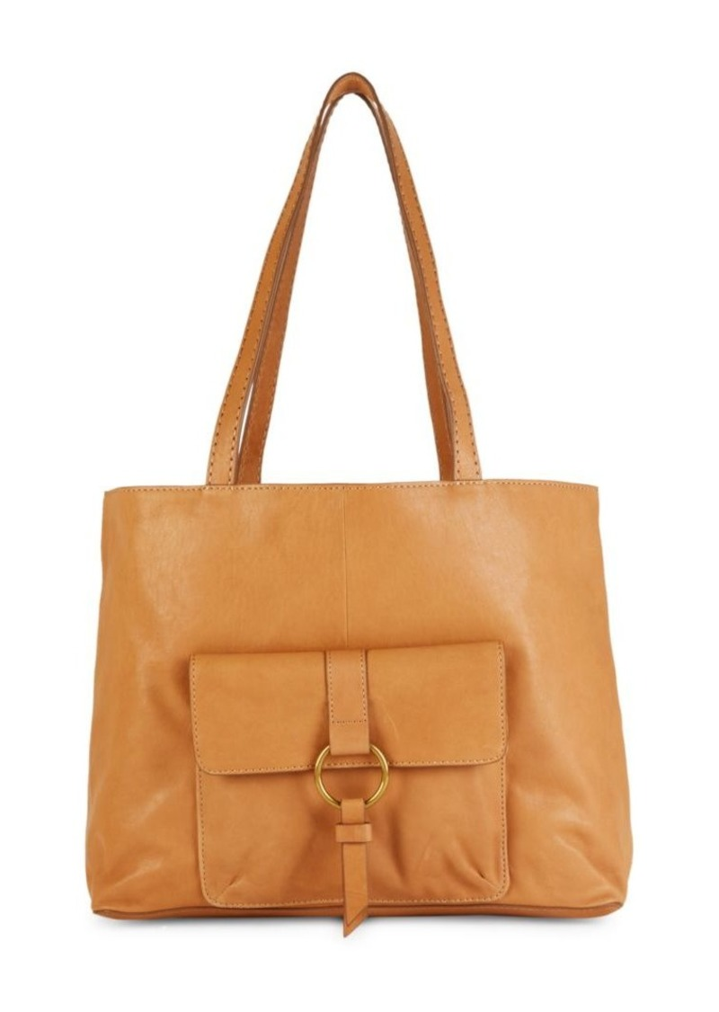 Frye Leather Tote
