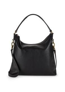 Frye Lily Leather Hobo Bag
