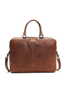 Frye Logan Leather Work Bag
