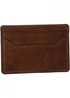 Frye Logan Money Clip Card Case