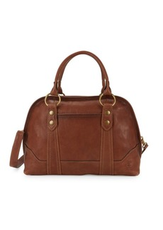Frye Lucy Leather Satchel