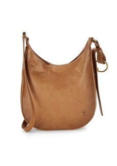 Frye Madison Leather Crossbody Bag