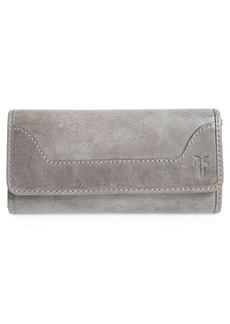 Frye Melissa Continental Leather Wallet