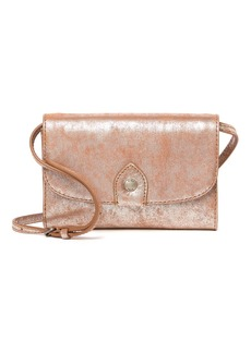 Frye Melissa Leather Wallet Crossbody