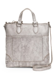 Frye Melissa Metallic Shopper Bag