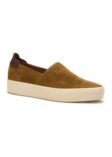 Frye Men's Beacon Suede Slip-On Sneakers