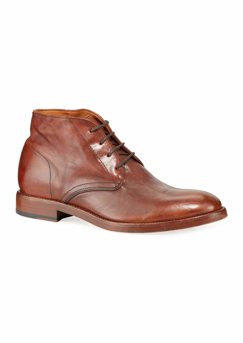 Frye Men's Chase Leather Chukka Boots