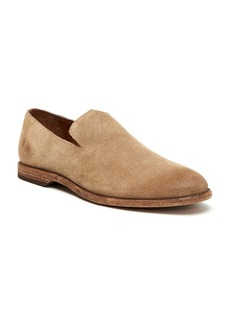 Frye Men's Chris Venetian Suede Slip-On Loafers