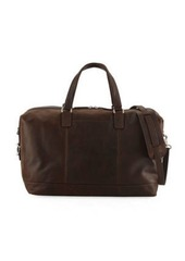 Frye Men's Oliver Leather Overnight Bag