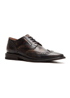 Frye Men's Paul Leather Wing-Tip Derby Shoes