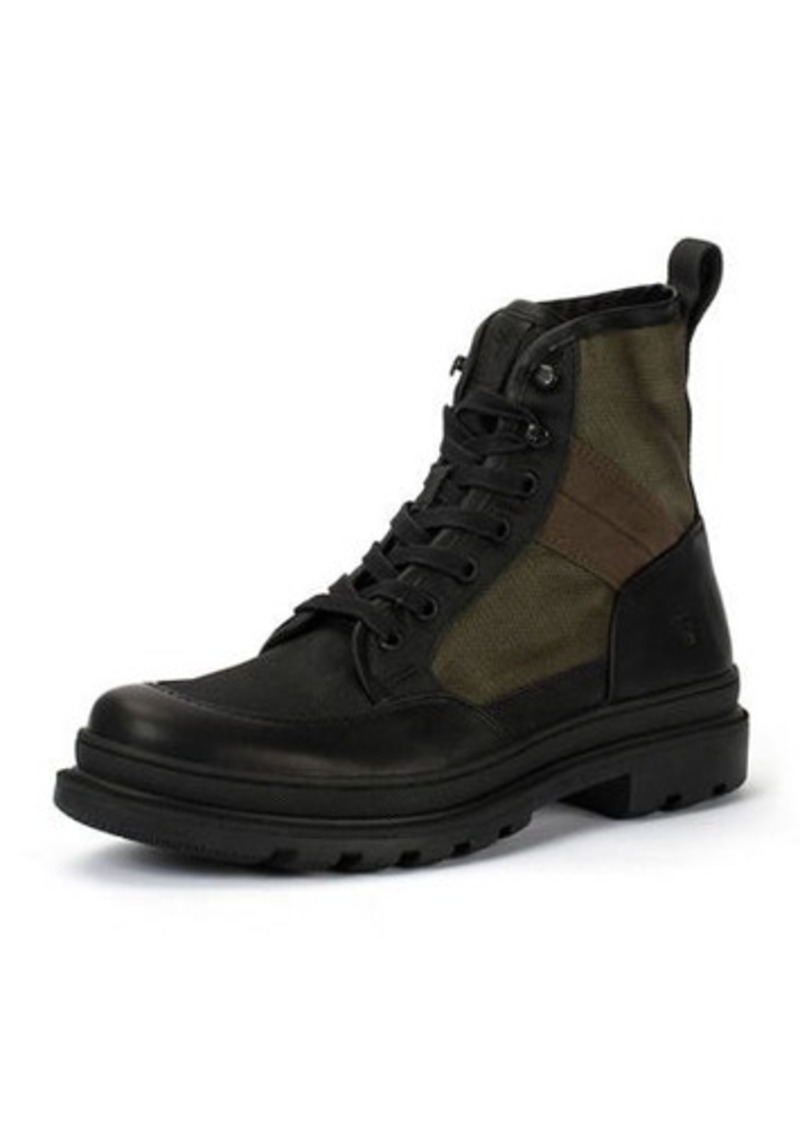 Frye Men's Scout Lace-Up Combat Boots