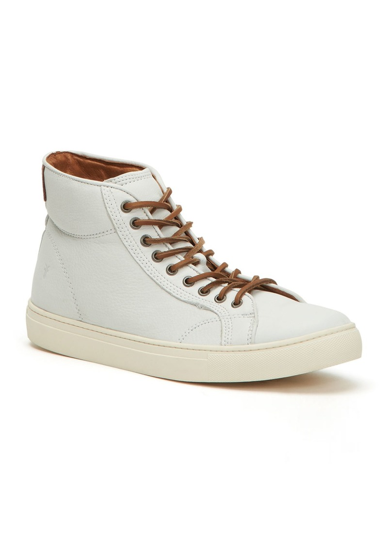 Frye Men's Walker Vintage-Inspired Leather Court Sneakers