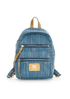 Frye Mini Ivy Denim Backpack