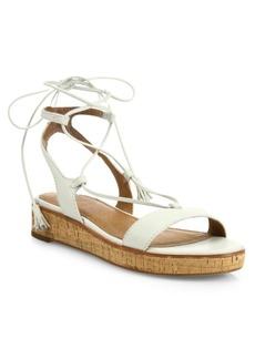 Frye Miranda Leather Gladiator Sandals