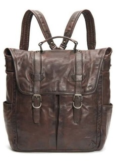 Frye Murray Leather Backpack