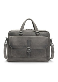 Frye Oliver 2 Handle Leather Bag