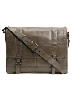 Frye Oliver Leather Messenger Bag