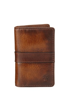 Frye Oliver Tall Leather Bi-Fold Wallet