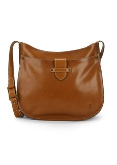 Frye Olivia Large Leather Crossbody Bag