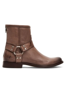 Frye Philip Harness Moto Boots