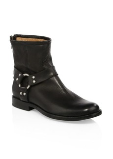 Frye Philip Harness Moto Boots