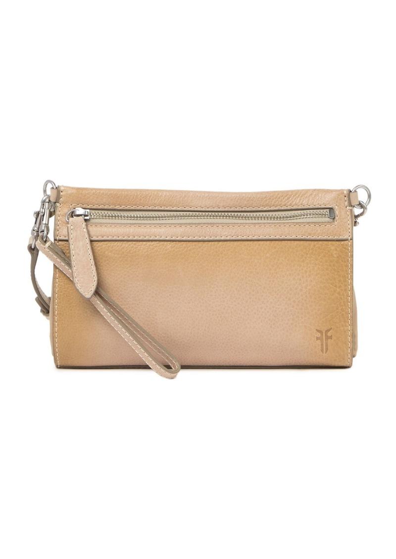 Frye Reed Leather Crossbody Bag