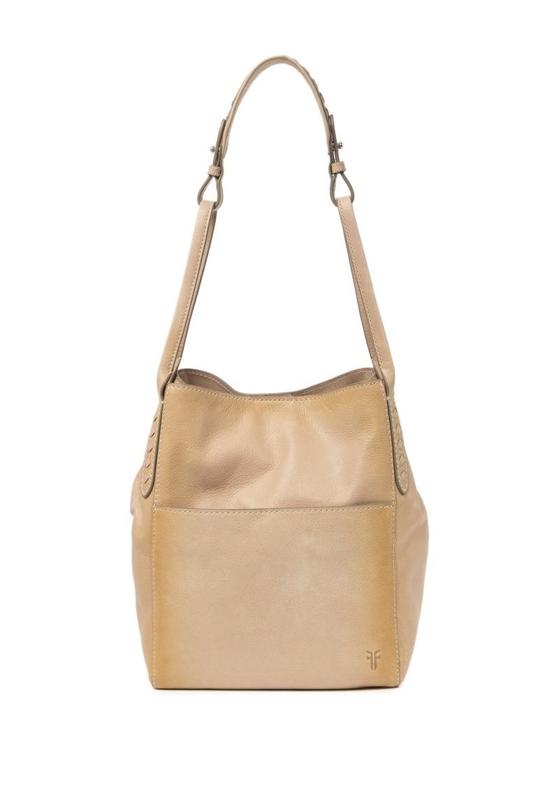 Frye Reed Leather Hobo Bag