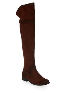 Frye Shirley Suede Over-The-Knee Boots