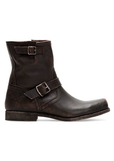 Frye Smith Engineer Leather Boots