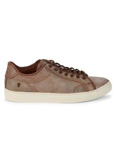Frye Walk Low-Cut Leather Sneakers