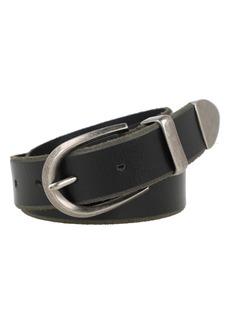 Women's Frye 3-Piece Leather Belt